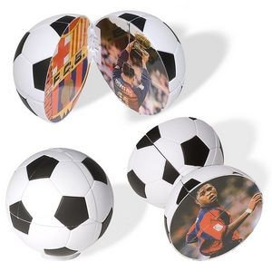 Multi-Messenger Soccer Ball Photo Puzzle